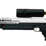 Огнемёт The Boring Company