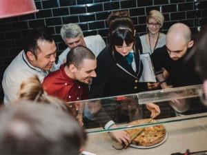 Пицца со 111-ю сортами сыра