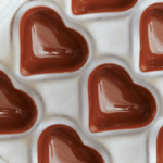 Шоколадные конфеты из плаценты