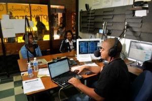 Студия интернет-радио