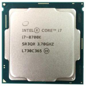 Intel 8700K (s1151)