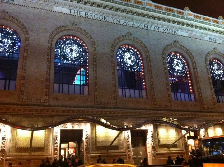 Бруклинская музыкальная академия, Нью-Йорк
