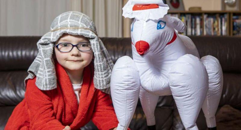 Надувная кукла (овца)