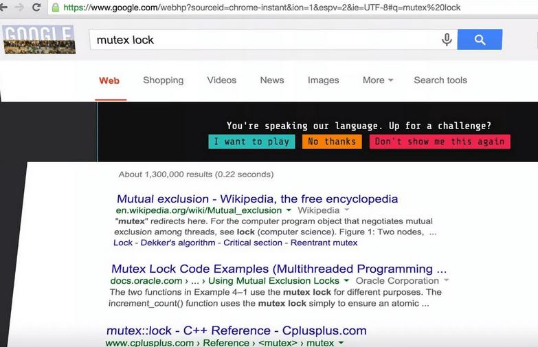 Google Foobar