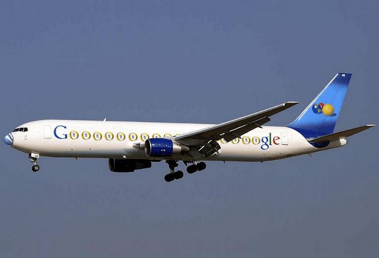 Самолёт Google