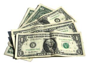 Наличные доллары