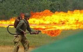 Огнемёт M1