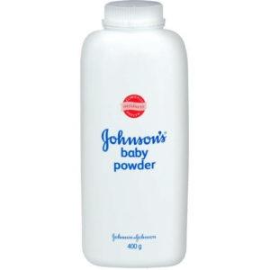 Дтская присыпка Johnson & Johnson