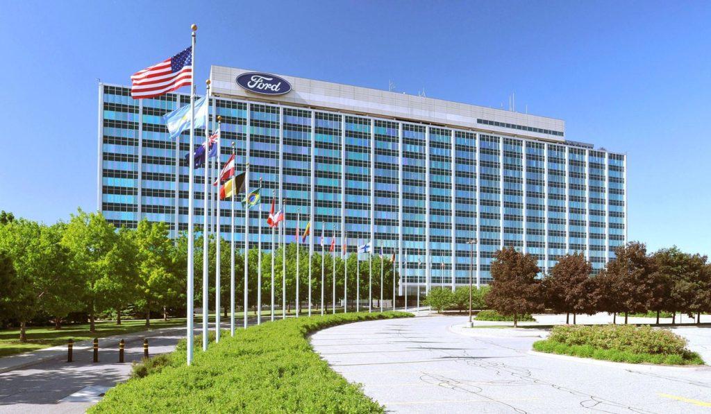 Штаб-квартира Ford