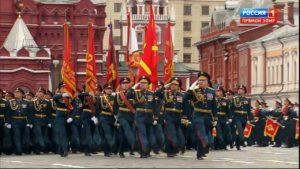 """Парад 9-го мая 2019 на канале """"Россия 1"""""""