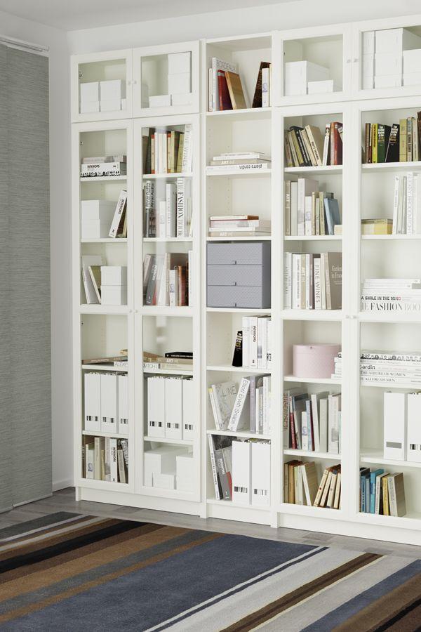 Книжный стеллаж Ikea Billy