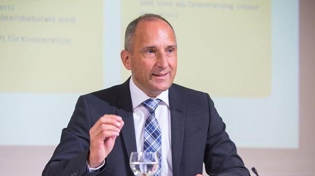 Adrian Hasler Liechtenstein