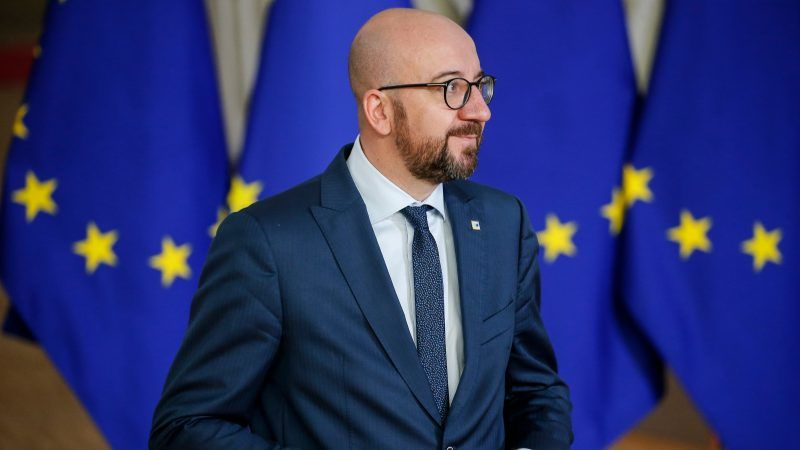 Charles Michel Belgium Prime-minister
