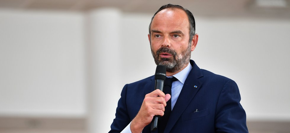 Edouard Philippe France Prime-minister