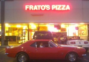 Frato's Pizza Restaurant