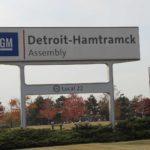 GM Assembly Plant, Hamtrack, Michigan