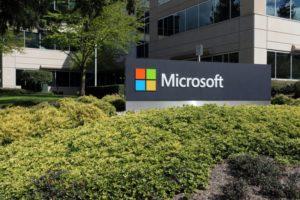 Microsoft Headquarters in Redmond
