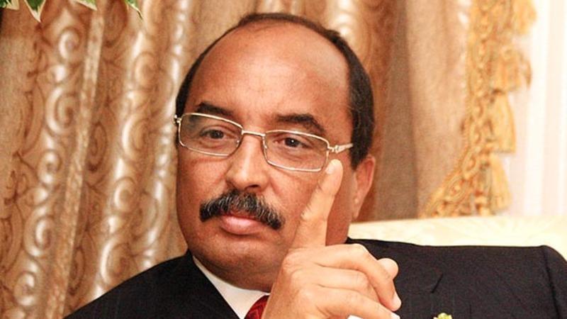 Mohamed Ould Abdel Aziz Mauritania
