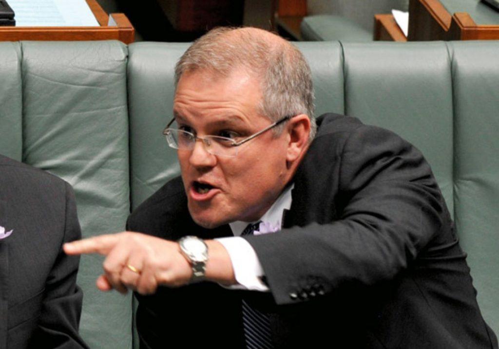 Scott Morrison Australia