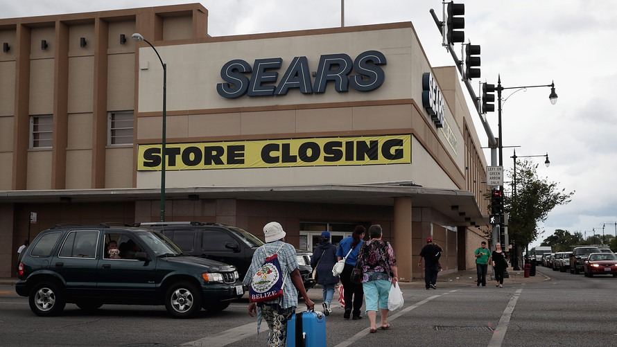 Sears Store Closure