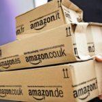 Посылки с Amazon