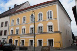 Дом Гитлера в Браунау-ам-Инн