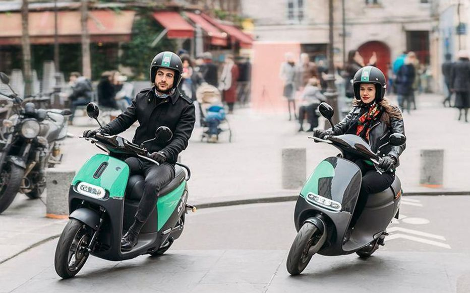 Coup Scooters