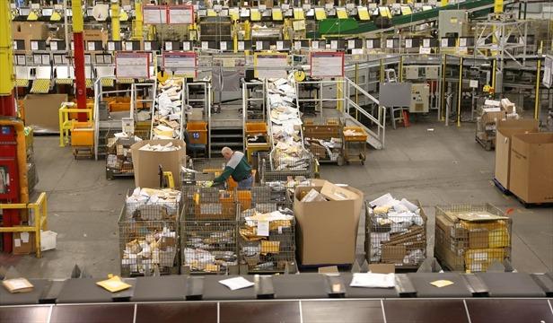 Сортировка почтовых отправлений