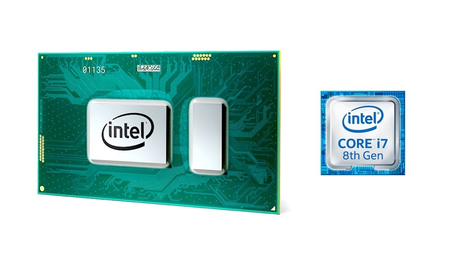 Intel Core i7 Kaby Lake Refresh 8th Generation